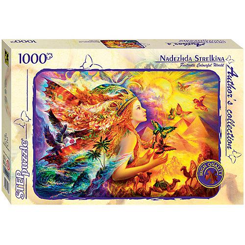 "Мозаика ""puzzle"" 1000 ""Фантастический мир"" (Авторская коллекция) от Степ Пазл"