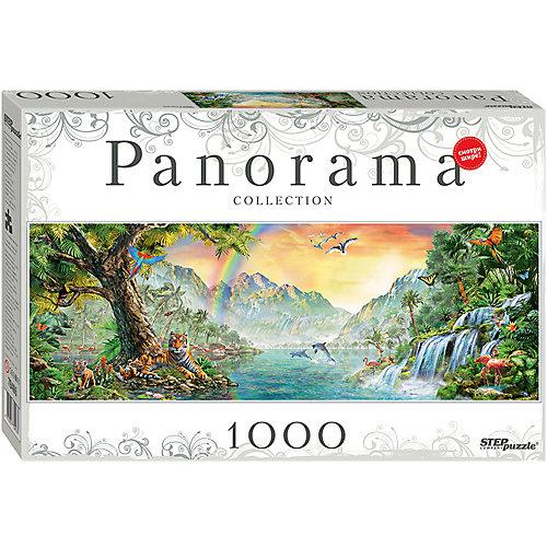 """Мозаика """"puzzle"""" 1000 """"Африка"""" (Панорама) от Степ Пазл"""