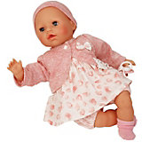 """Кукла мягконабивная Schildkroet """"Эмми"""" с соской, 45 см"""