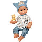 """Кукла виниловая Schildkroet  """"Мальчик"""", 45 см (водонепроницаемое тело)"""