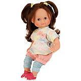 """Кукла мягконабивная Schildkroet """"Анна-Луиза"""", 32 см"""