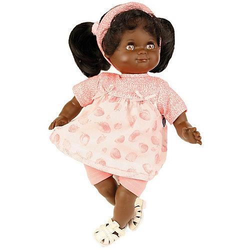 """Кукла мягконабивная Schildkroet """"Санни темнокожая"""", 32 см от Schildkröt"""