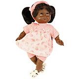 """Кукла мягконабивная Schildkroet """"Санни темнокожая"""", 32 см"""