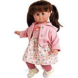 """Кукла мягконабивная Schildkroet """"Ника"""", 37 см"""