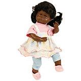 """Кукла мягконабивная Schildkroet """"Санни темнокожая"""", 37 см"""