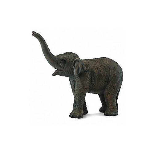 Коллекционная фигурка Collecta Азиатский слонёнок, S от Collecta