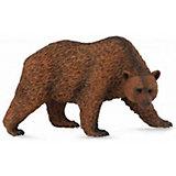 Коллекционная фигурка Collecta Медведь бурый