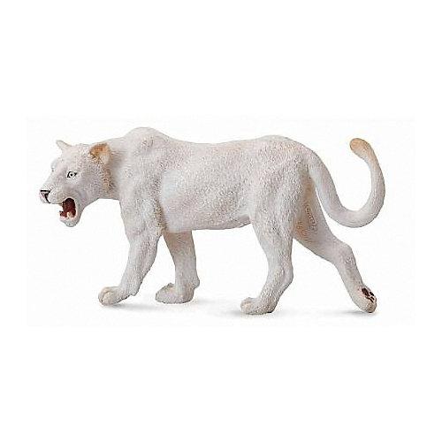 Коллекционная фигурка Collecta Львица белая, L от Collecta