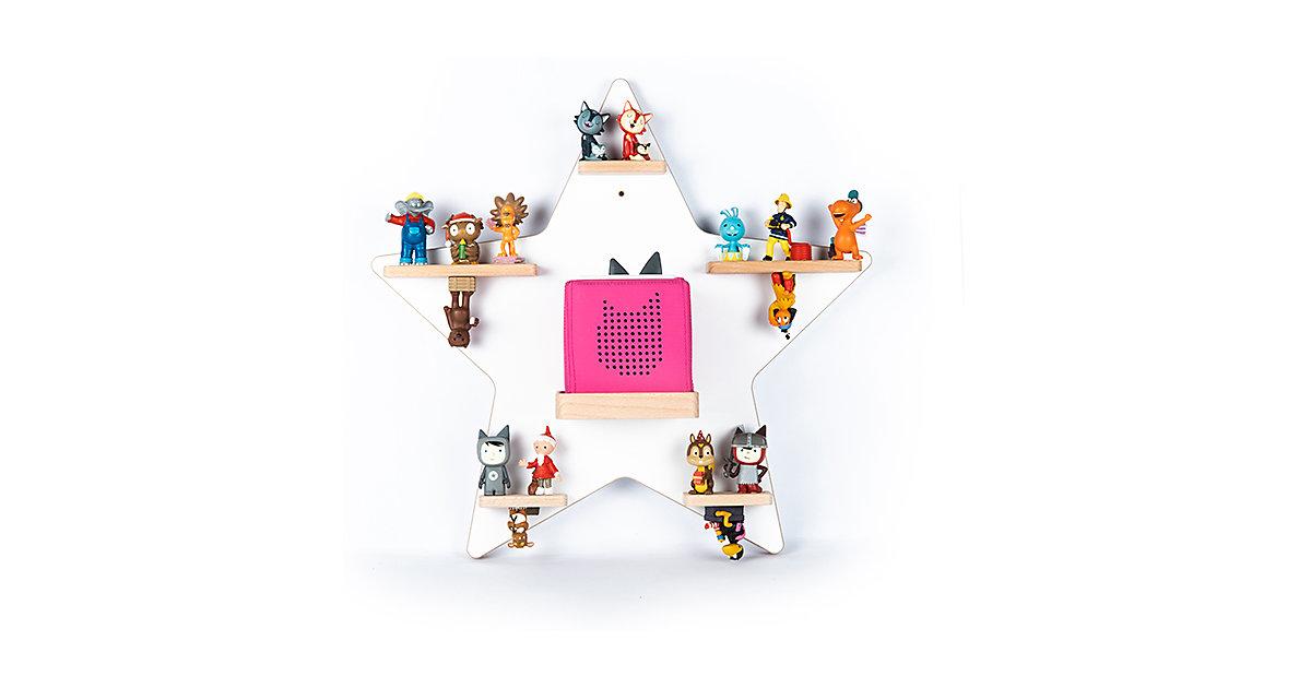 Wandregal die Hörspielbox Stern, weiß  Kinder | Kinderzimmer > Kinderzimmerregale | BOARTI
