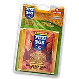 Блистер с наклейками Panini FIFA 365 - 2020, 6 пакетиков