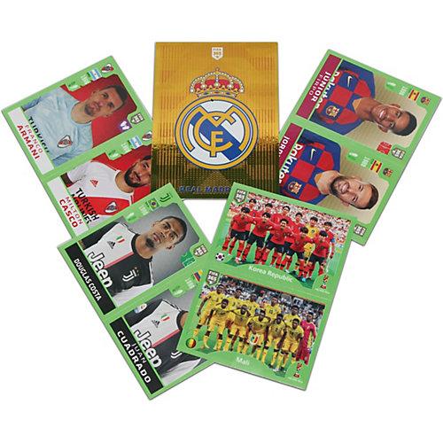 Наклейки Panini FIFA 365 - 2020, в пакетике 5 наклеек от Panini