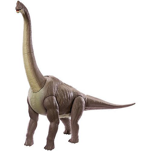 Игровая фигурка Jurrasic World Колоссальный Брахиозавр от Mattel