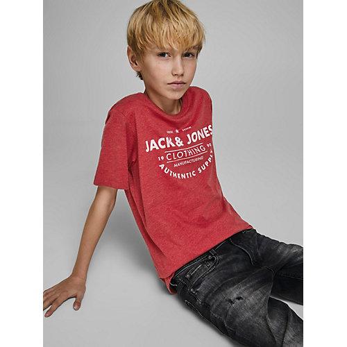Футболка Jack & Jones - красный от JACK & JONES Junior