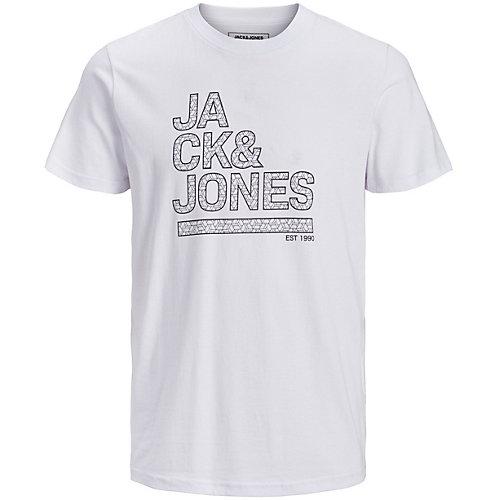 Футболка Jack & Jones - белый от JACK & JONES Junior