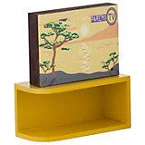 """Интерактивная мебель для Барби Paremo """"Телевизор с тумбой"""", свет и звук"""