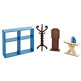 """Набор мебели для Барби Paremo """"Гардеробная"""""""