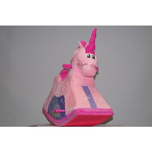 """Детская качалка Paremo """"Единорог розовый"""" от PAREMO"""