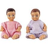 "Набор кукол для домика Lundby ""Два пупса"""