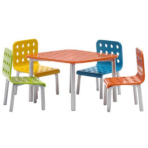 "Мебель для домика Lundby ""Набор для террасы"" от Lundby"