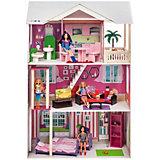 """Кукольный домик Paremo """"Сицилия"""", с мебелью"""