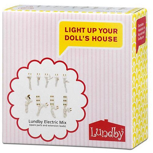 Удлинители для перестановки светильников в домике Lundby от Lundby