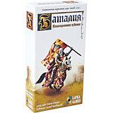 Настольная игра Лавка игр Баталия, с бонусной картой