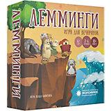 Настольная игра Экономикус  Лемминги 2-е издание