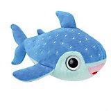 Мягкая игрушка Orbys Китовая Акула, 15 см