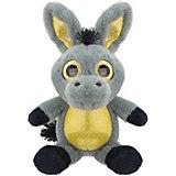 Мягкая игрушка Orbys Ослик, 15 см