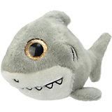 Мягкая игрушка Wild Planet Акула, 15 см