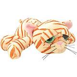 Мягкая игрушка Floppys Полосатый кот, 25 см