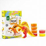 """Набор для моделирования и лепки Robotime """"Спинозавр"""", 36 деталей"""