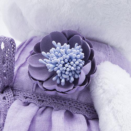 Одежда для мягкой игрушки Budi Basa Лавандовое платье с цветком, 24 см от Budi Basa