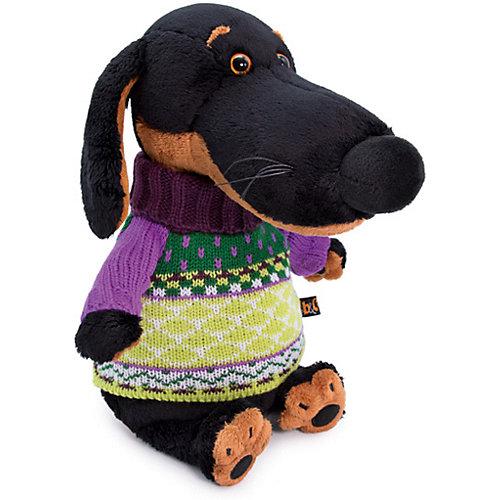 Мягкая игрушка Budi Basa Собака Ваксон Ваксон в свитере, 25 см от Budi Basa