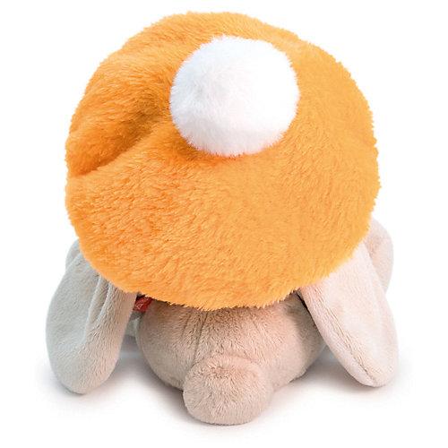 Мягкая игрушка Budi Basa Зайка Ми в оранжевом берете (малыш), 15 см от Budi Basa