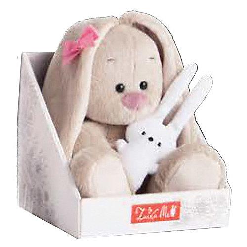 Мягкая игрушка Budi Basa Зайка Ми с новогодней подвеской (малыш), 15 см от Budi Basa
