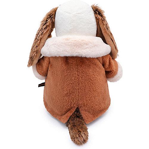 Мягкая игрушка Budi Basa Собака Бартоломей в меховом пальто, 27 см от Budi Basa