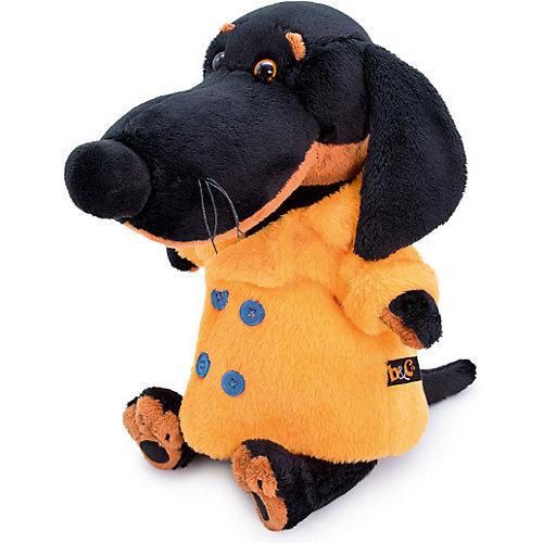 Мягкая игрушка Budi Basa Собака Ваксон Ваксон в меховом пальто, 29 см от Budi Basa