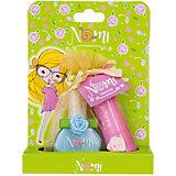 Детская декоративная косметика Nomi Bubble gum, бальзам и лак
