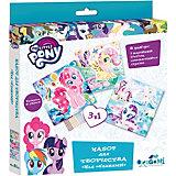 """Набор для творчества 3 в 1 Origami My little pony """"Над облаками"""""""