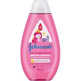 Шампунь для волос Johnson's baby блестящие локоны 300 мл