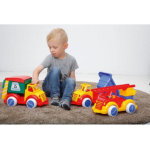 Набор Viking Toys Мусоровоз Super Jumbo с фигурками от Viking Toys