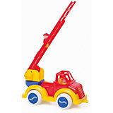 Игровой набор Viking Toys Пожарная машина SUPER JUMBO с фигурками