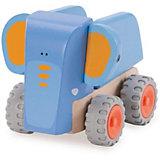 Деревянная игрушка Wonderworld Самосвал-Слоненок Miniworld