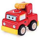 Игрушка-конструктор Wonderworld Пожарная машина Miniworld