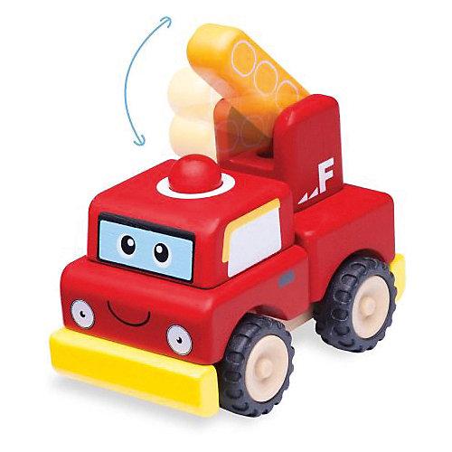 Игрушка-конструктор Wonderworld Пожарная машина Miniworld от Wonderworld