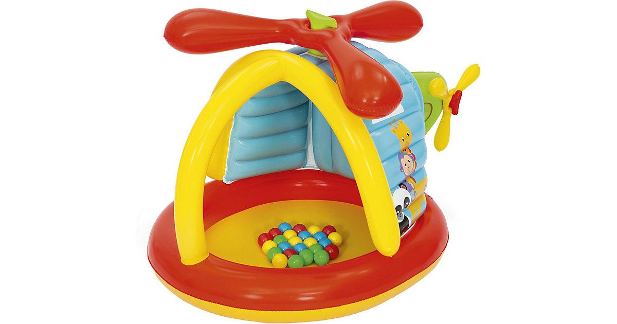 """Fisher-Price® Spielcenter/Bällebad """"Hubschrauber"""" 155 x 102 x 91 cm bunt"""