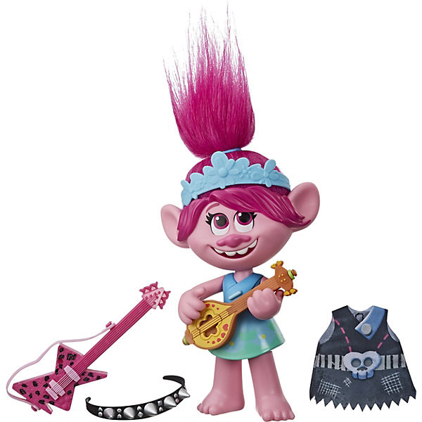 Trolls Pop to Rock POPPY
