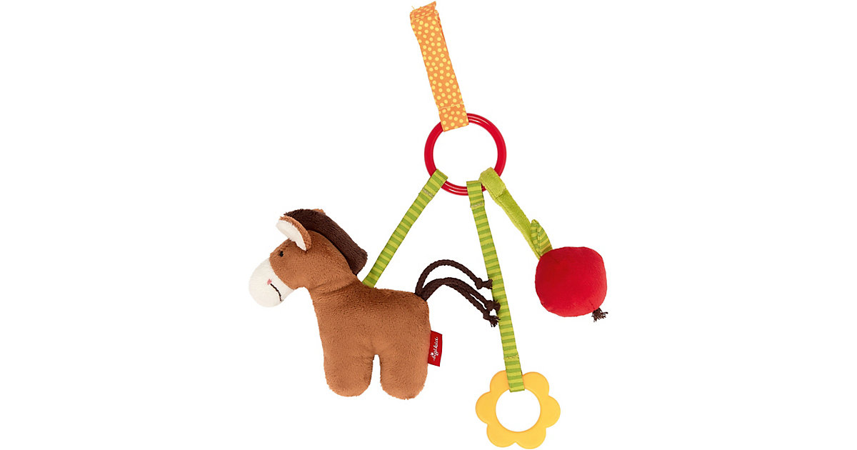Anhänger Pferd Baby Activity