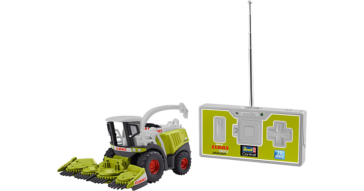 "Mini RC Traktor ""Claas Jaguar 960 Feldhäcksler"""